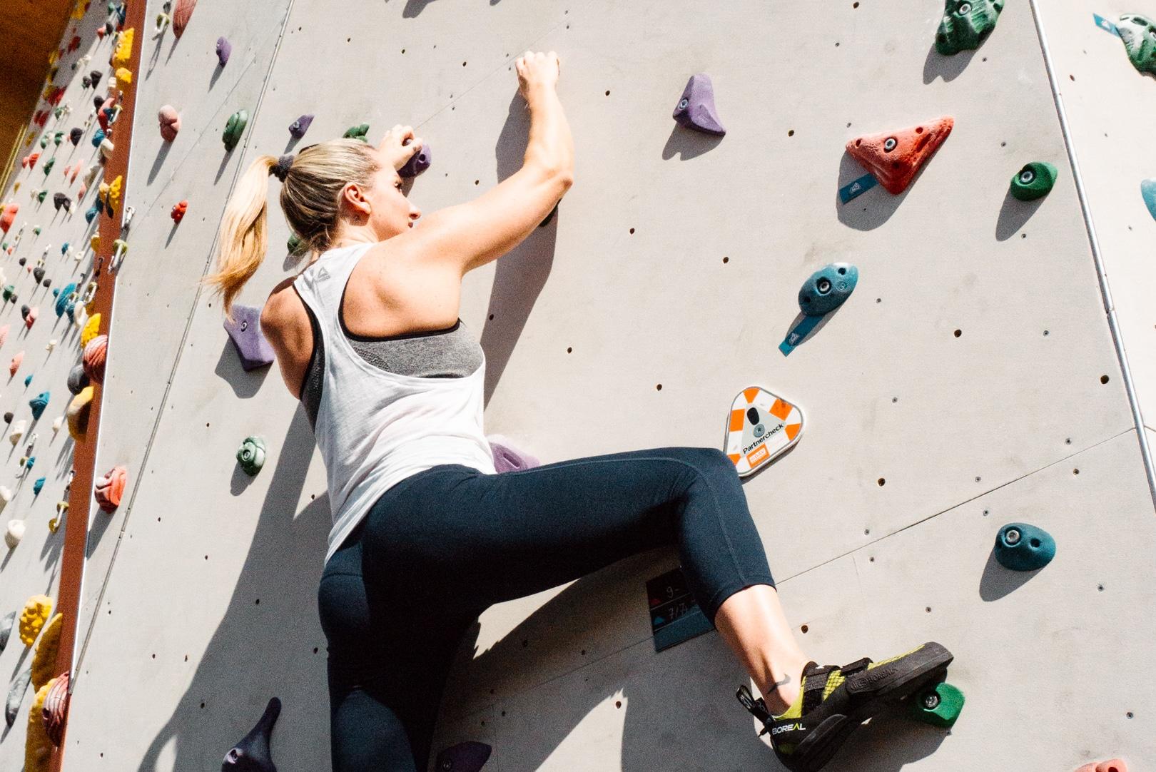Bouldern - 10 Tipps für Anfänger - Diese Mary
