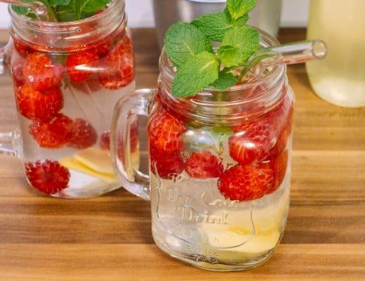 ingwer-himbeere-basilikum-sirup-sommer-cocktail-erfrischung-fitness-healthy-fitnessblog-gesundheit