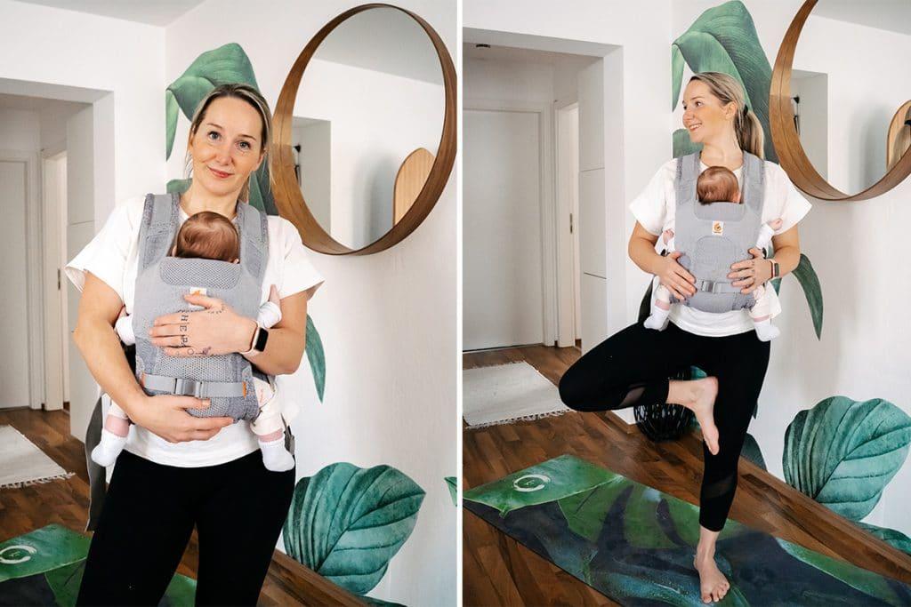 erstausstattung-baby-babytrage-ergiobaby-aerloom-sport-mit-trage-yoga